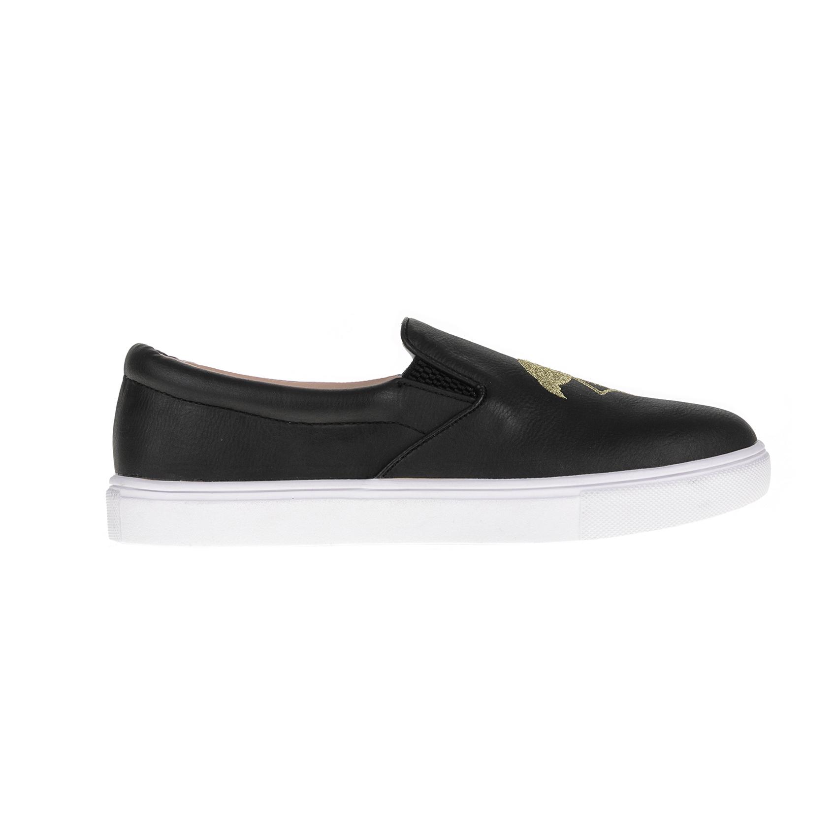 JUICY COUTURE – Γυναικεία παπούτσια JUICY COUTURE ELEAVE μαύρα