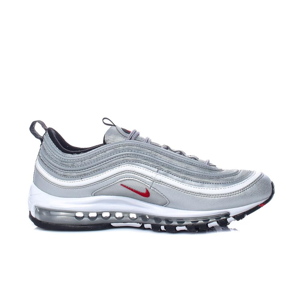 NIKE – Ανδρικά αθλητικά παπούτσια Nike AIR MAX 97 QS (GS) ασημί