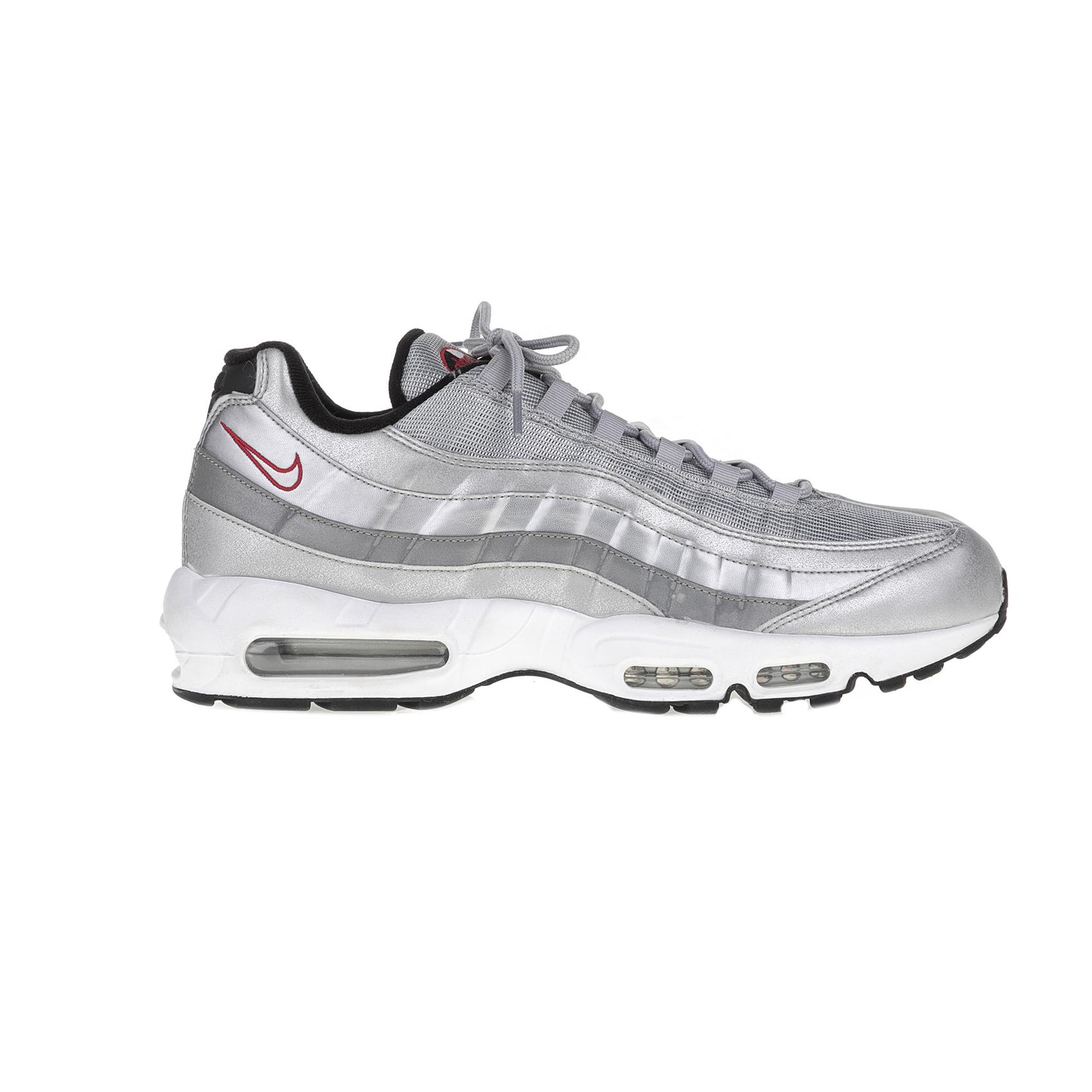 NIKE – Ανδρικά παπούτσια Nike AIR MAX 95 PREMIUM QS ασημί