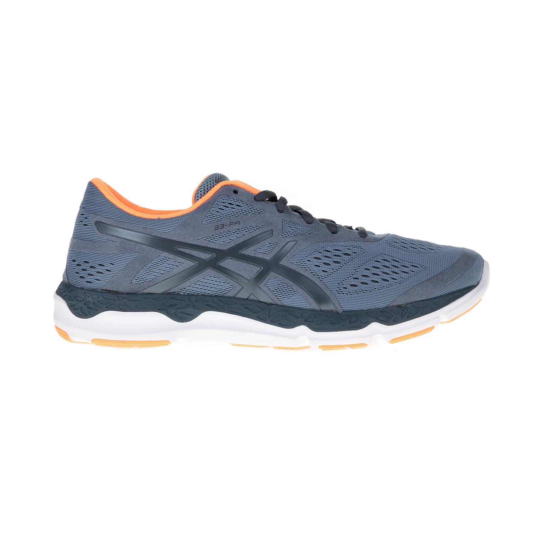 ASICS (FO) – Ανδρικά αθλητικά παπούτσια ASICS 33-FA μπλε-πορτοκαλί