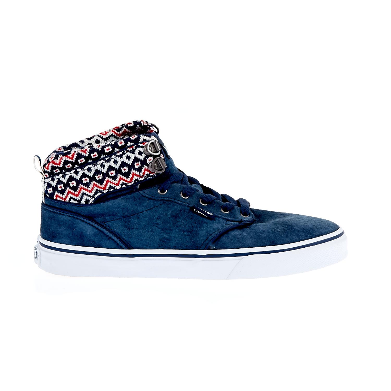 VANS - Γυναικεία παπούτσια VANS μπλε c32d9897992