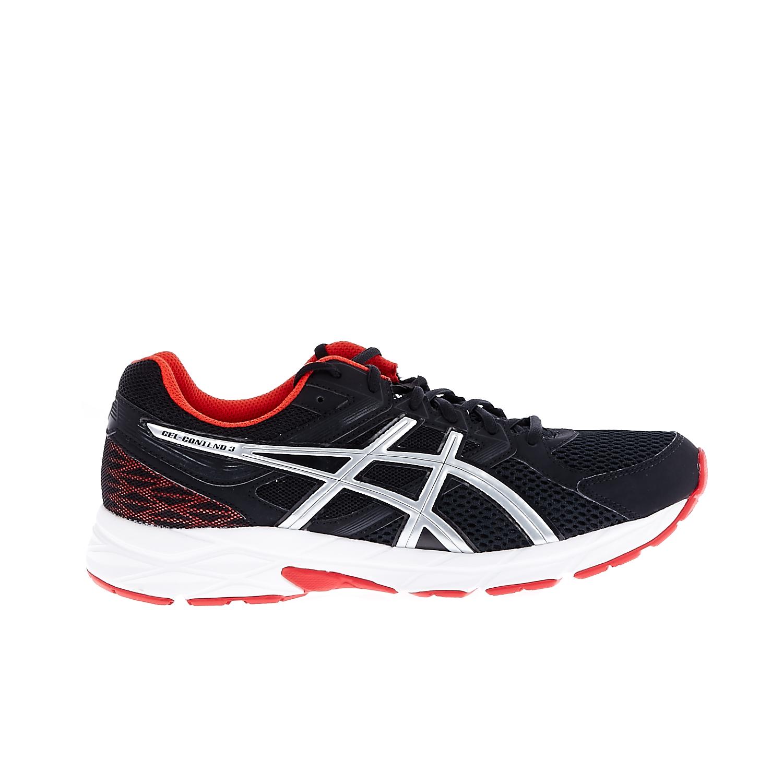 ASICS - Ανδρικά παπούτσια Asics GEL-CONTEND 3 μαύρα ανδρικά παπούτσια αθλητικά running