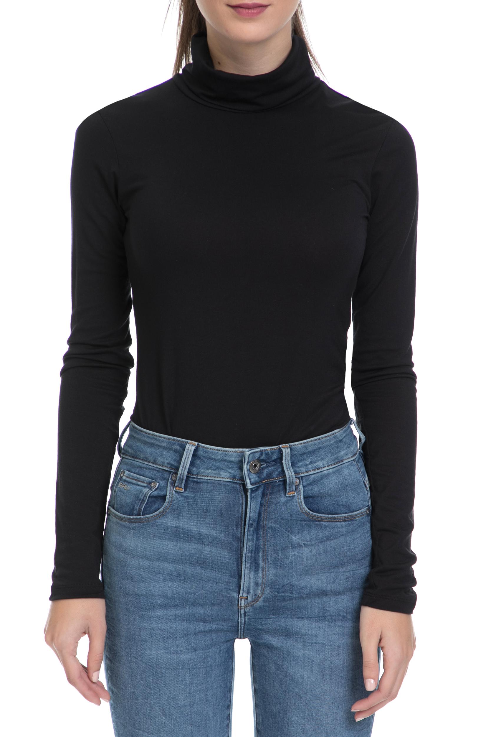 SCOTCH & SODA - Γυναικείο κορμάκι Maison Scotch μαύρο γυναικεία ρούχα εσώρουχα κορμάκια