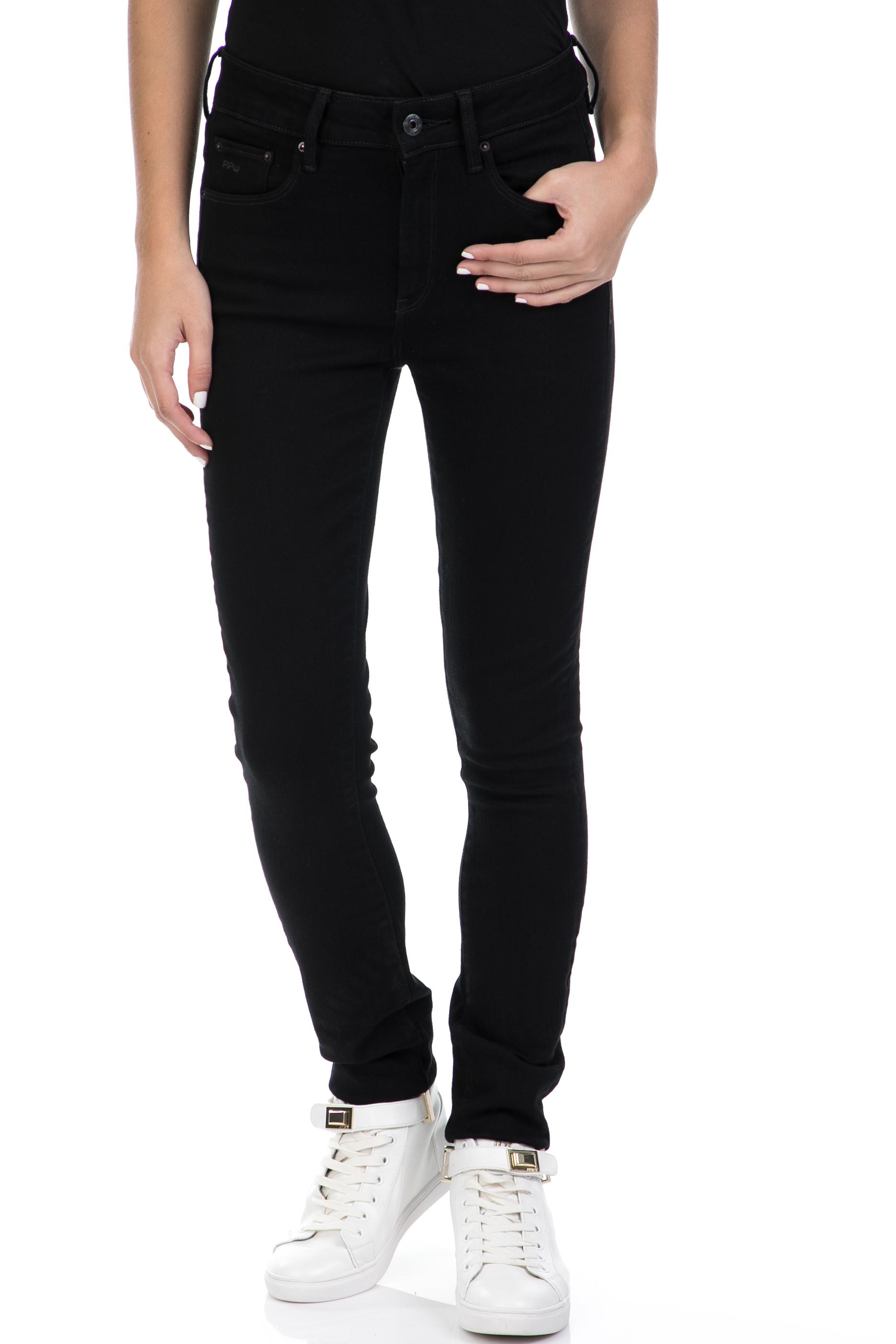 0b1dc69bdb4 G-STAR - Γυναικείο τζιν παντελόνι 3301 High Skinny μαύρο