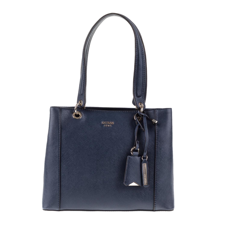GUESS – Γυναικεία τσάντα ώμου KAMRYN GUESS μπλε 1549213.0-0016