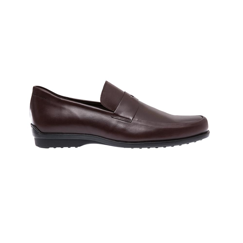 ΚΑΛΟΓΗΡΟΥ – Ανδρικά παπούτσια Καλογήρου καφέ
