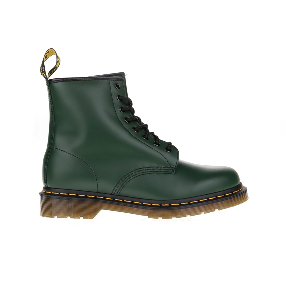 DR.MARTENS – Unisex μποτάκια Eye Boot DR.MARTENS πράσινα