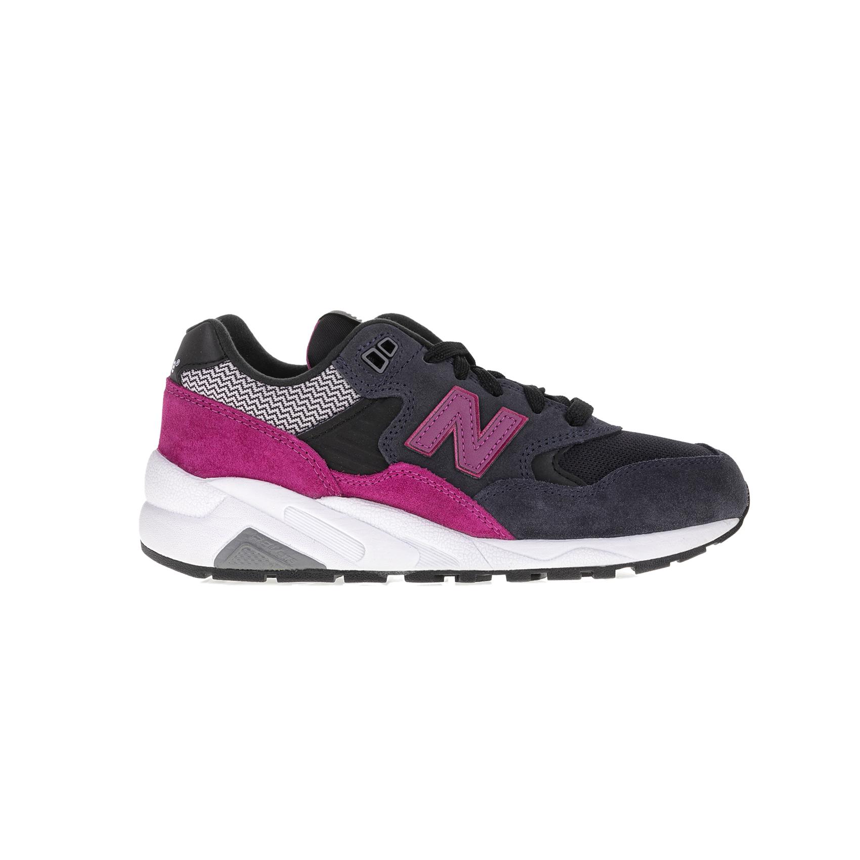 NEW BALANCE – Γυναικεία sneakers NEW BALANCE γκρι-μοβ