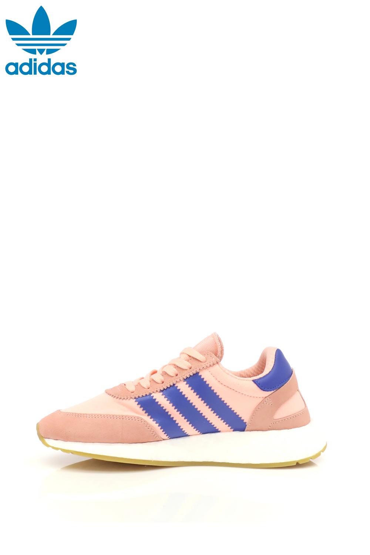 adidas – Γυναικεία παπούτσια adidas INIKI RUNNER ροζ-μπλε
