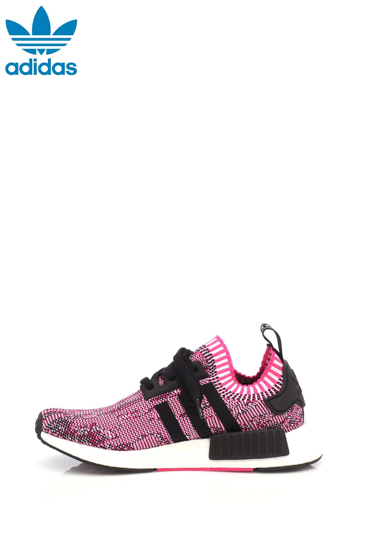 1e03f61a019 adidas - Γυναικεία παπούτσια adidas NMD_R1 φούξια-μαύρα