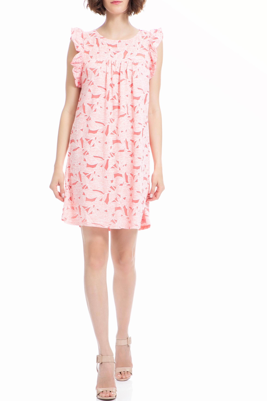 MOLLY BRACKEN - Φόρεμα MOLLY BRACKEN ροζ γυναικεία ρούχα φορέματα μίνι