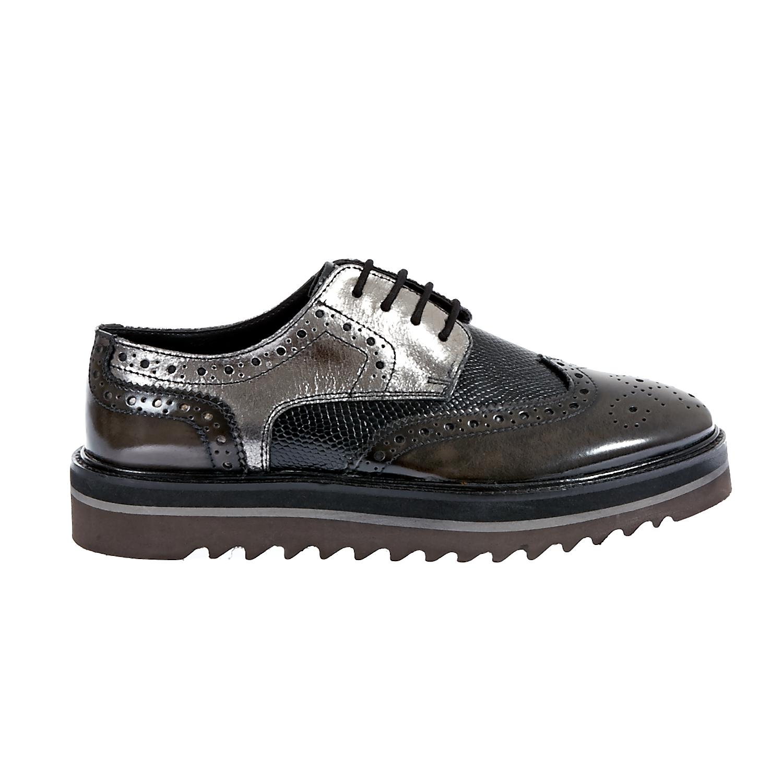 ΚΑΛΟΓΗΡΟΥ - Γυναικεία παπούτσια Καλογήρου μαύρα