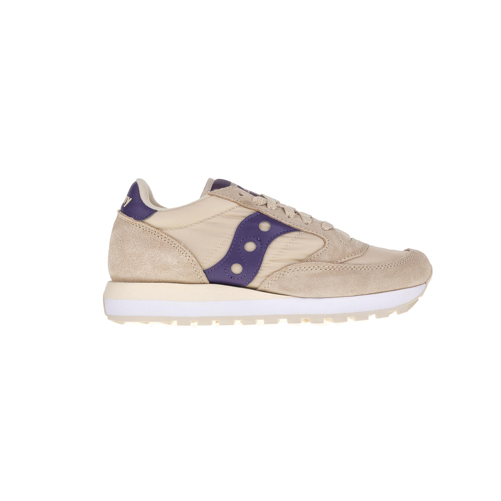 SAUCONY – Γυναικεία αθλητικά παπούτσια JAZZ SAUCONY μπεζ