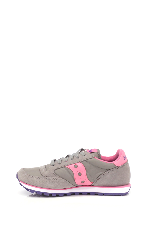 SAUCONY - Γυναικεία αθλητικά παπούτσια Saucony γκρι-ροζ