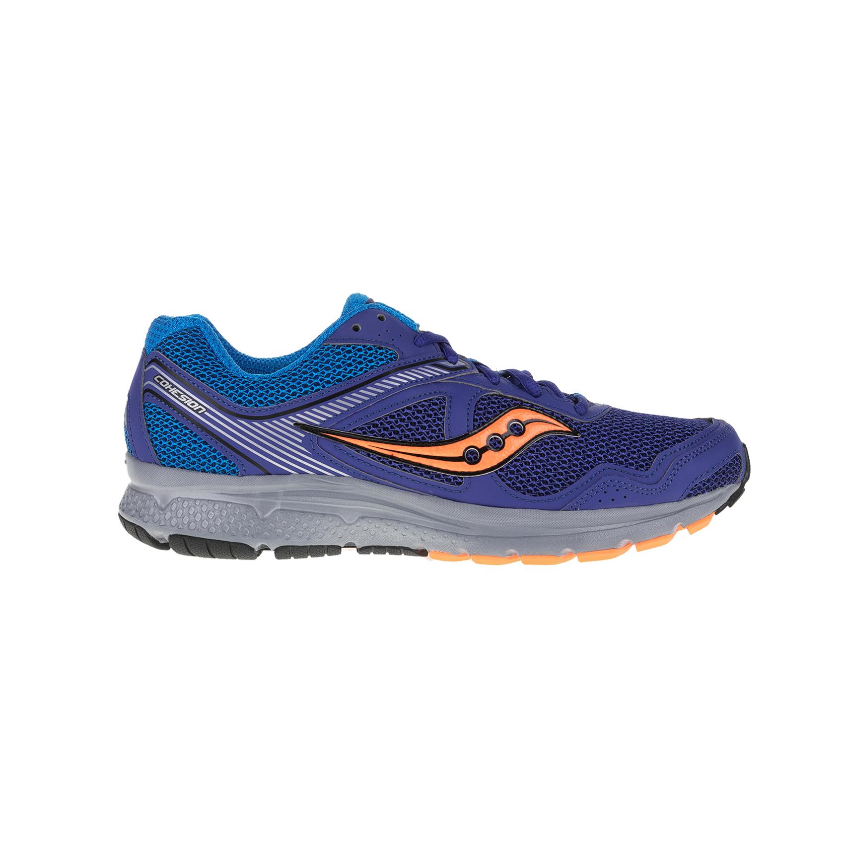 SAUCONY – Ανδρικά αθλητικά παπούτσια Saucony COHESION 10 μπλε – μοβ