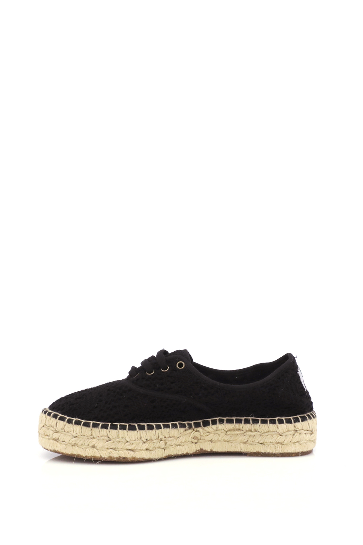 NATURAL WORLD – Γυναικεία παπούτσια NATURAL WORLD μαύρα