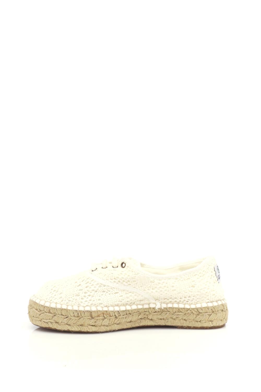 NATURAL WORLD – Γυναικεία παπούτσια NATURAL WORLD λευκά