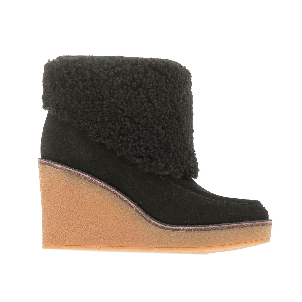 8ded9a0bc1a UGG - Γυναικεία μποτάκια Ugg COLDIN μαύρα ⋆ EliteShoes.gr