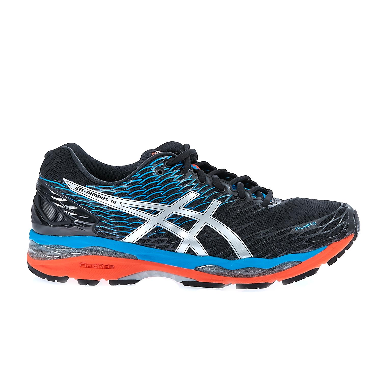 ASICS – Ανδρικά παπούτσια ASICS GEL-NIMBUS 18 μαύρα-μπλε