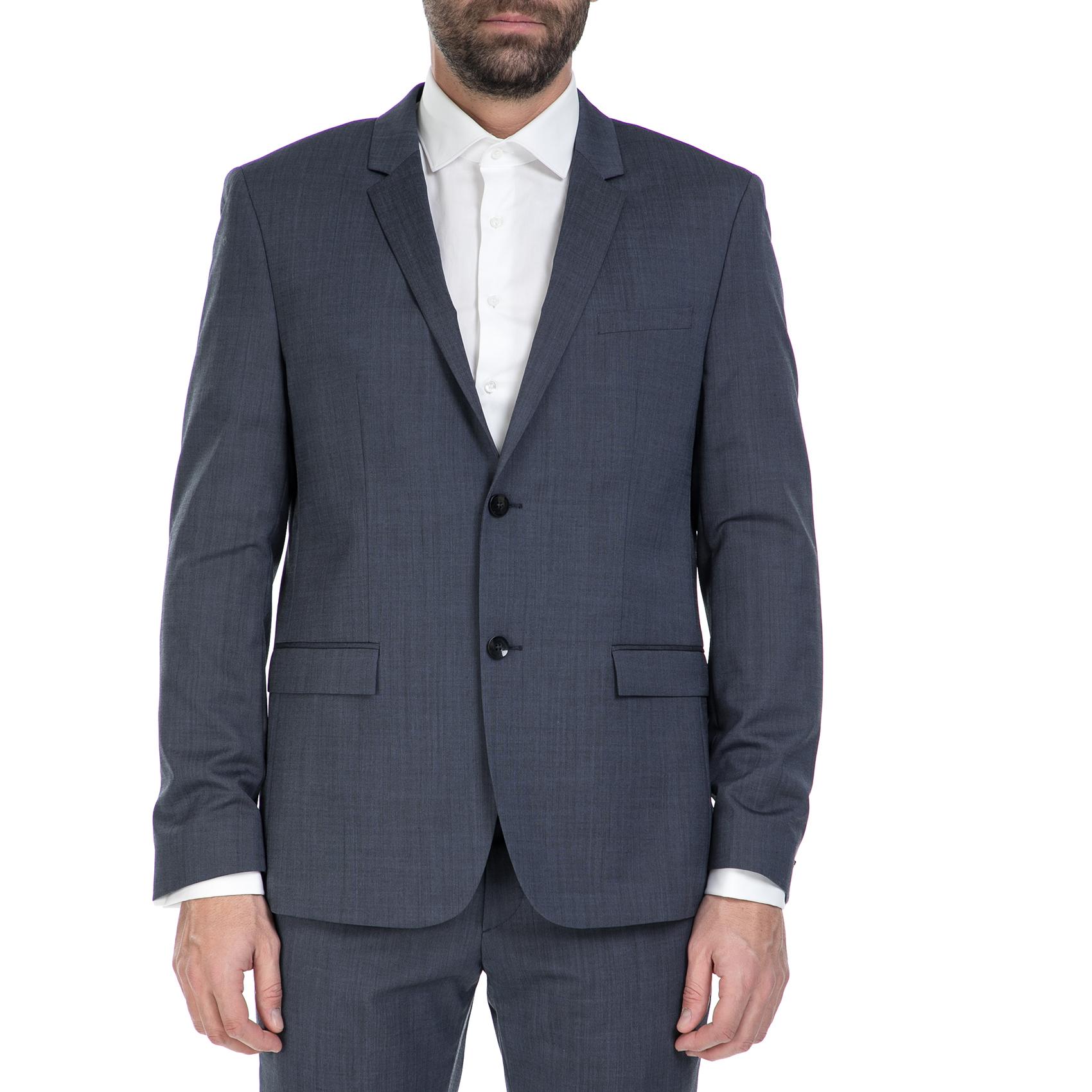 CK – Ανδρικό σακάκι CK TATE σκούρο γκρι