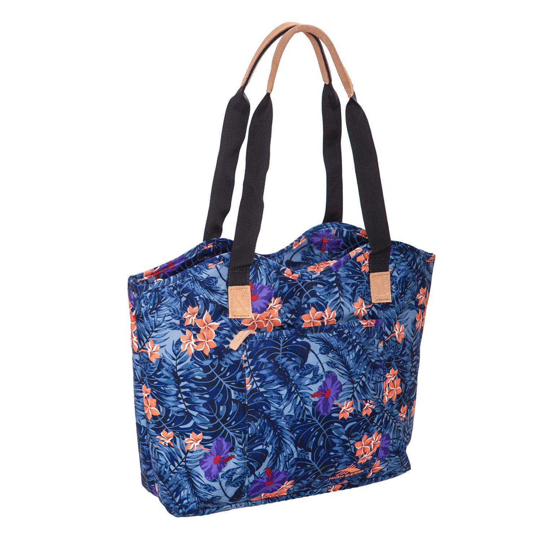 HIGH SIERRA (TRAVEL) – Γυναικεία τσάντα χειρός HIGH SIERRA KOTRA2 μπλε φλοράλ 1560849.0-0000