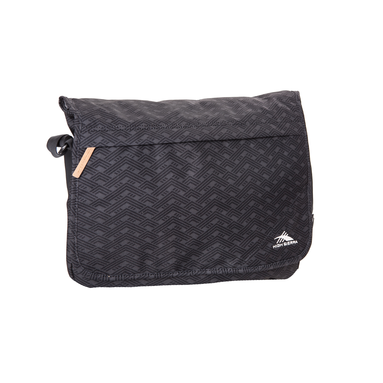 HIGH SIERRA (TRAVEL) – Τσάντα ταχυδρόμου HIGH SIERRA NAPELS2 γκρι 1560852.0-0000