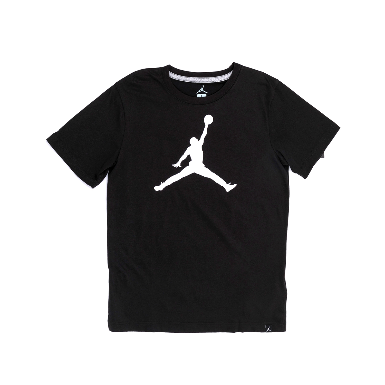 NIKE – Παιδική μπλούζα ΝΙΚΕ μαύρη
