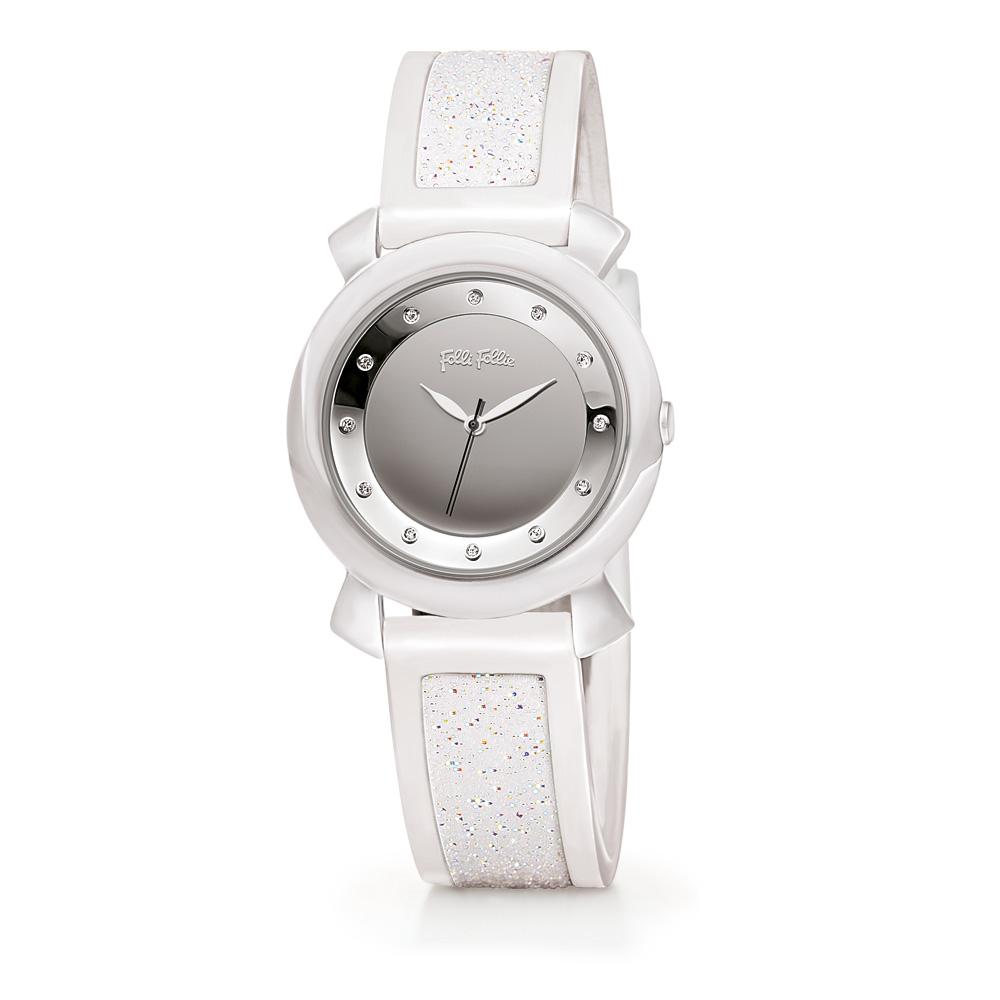 FOLLI FOLLIE - Γυναικείο ρολόι Folli Follie λευκό 41e84abb49b
