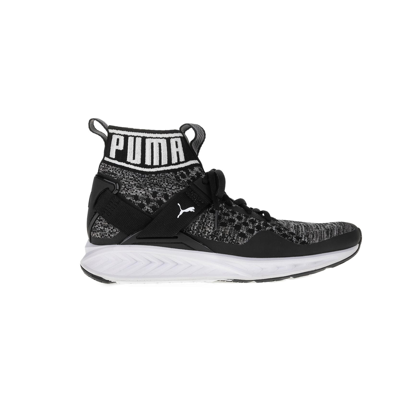 PUMA – Ανδρικά παπούτσια PUMA IGNITE evoKNIT μαύρα