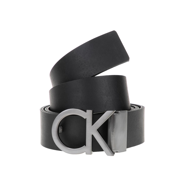 CALVIN KLEIN JEANS – Ανδρικό σετ ζώνη CK GIFTSET μαύρο