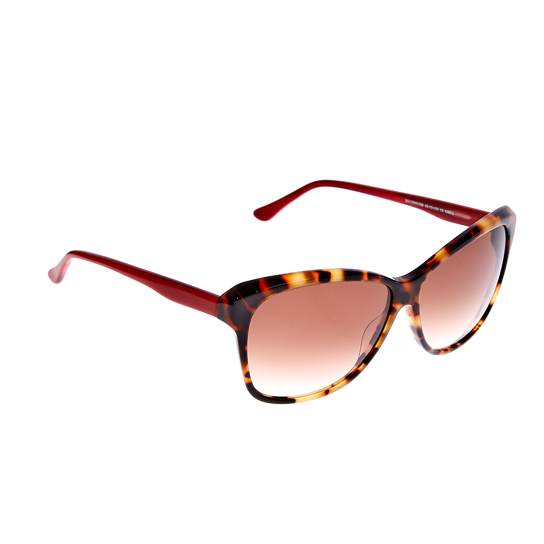 FOLLI FOLLIE - Γυναικεία γυαλιά ηλίου Folli Follie καφέ 65f4ed0671d