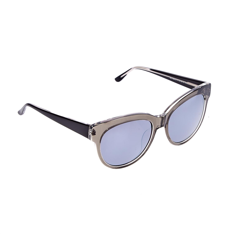 FOLLI FOLLIE - Γυναικεία γυαλιά ηλίου Folli Follie γκρι-μαύρα γυναικεία αξεσουάρ γυαλιά ηλίου