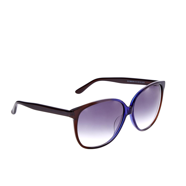 FOLLI FOLLIE - Γυναικεία γυαλιά ηλίου Folli Follie καφέ-μπλε γυναικεία αξεσουάρ γυαλιά ηλίου