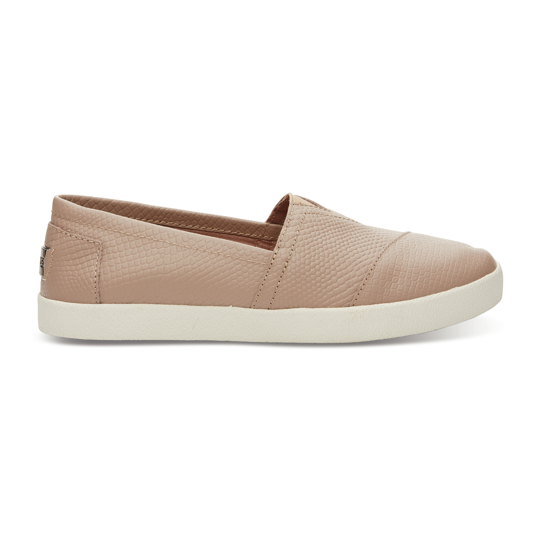 TOMS – Γυναικεία παπούτσια TOMS μπεζ