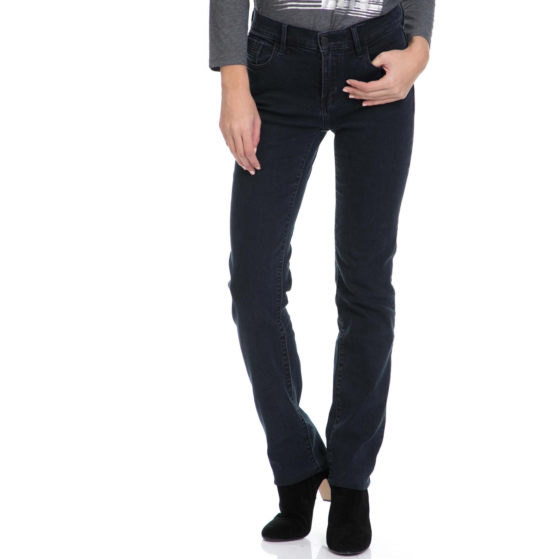 CALVIN KLEIN JEANS – Γυναικείο τζιν παντελόνι Mid rise Straight – Wonder Rin μπλε