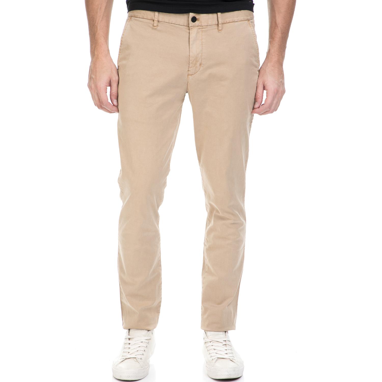 CALVIN KLEIN JEANS – Ανδρικό παντελόνι HAYDEN μπεζ