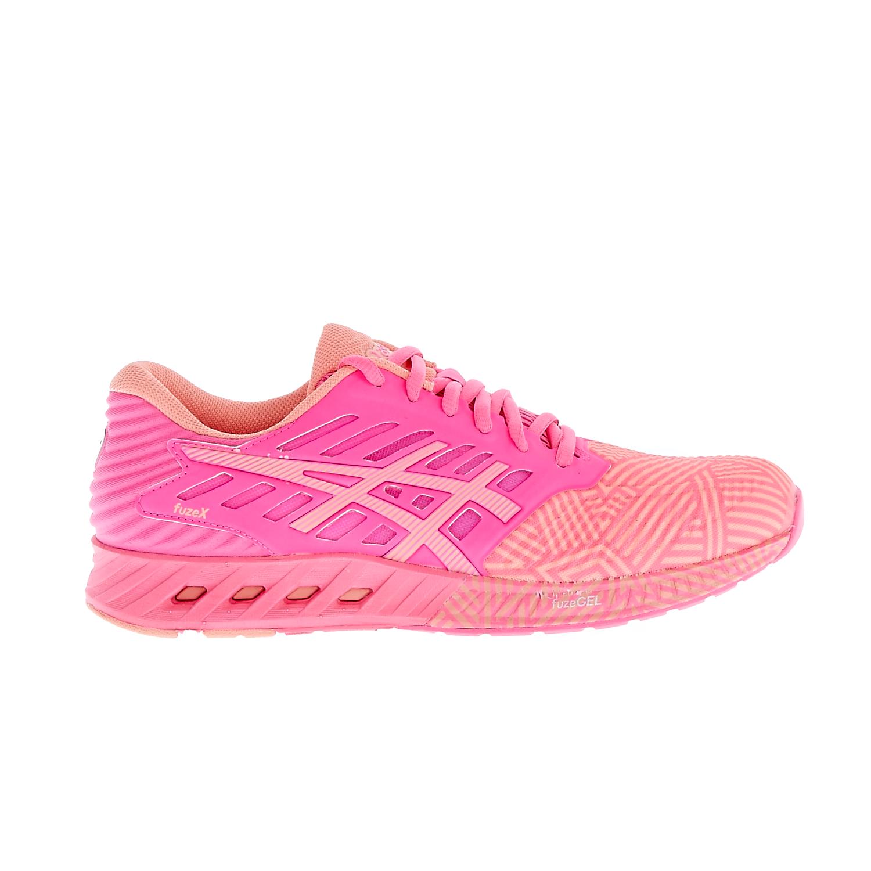 ASICS - Γυναικεία παπούτσια Asics fuzeX φούξια-πορτοκαλί γυναικεία παπούτσια αθλητικά running