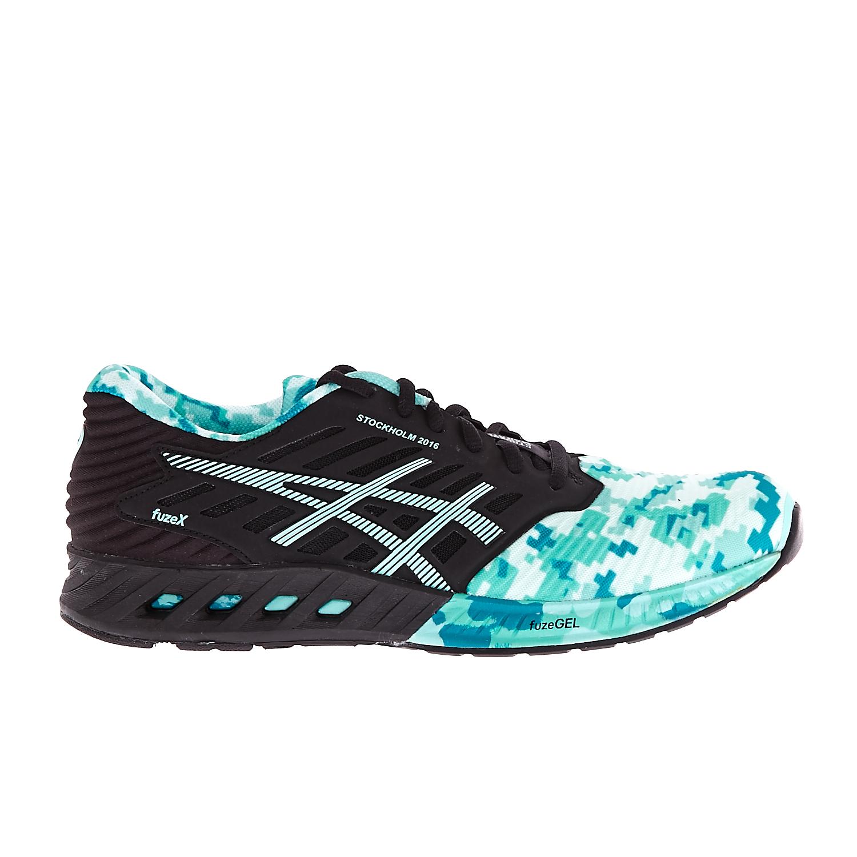 ASICS - Γυναικεία παπούτσια Asics fuze μαύρα-μπλε γυναικεία παπούτσια αθλητικά running