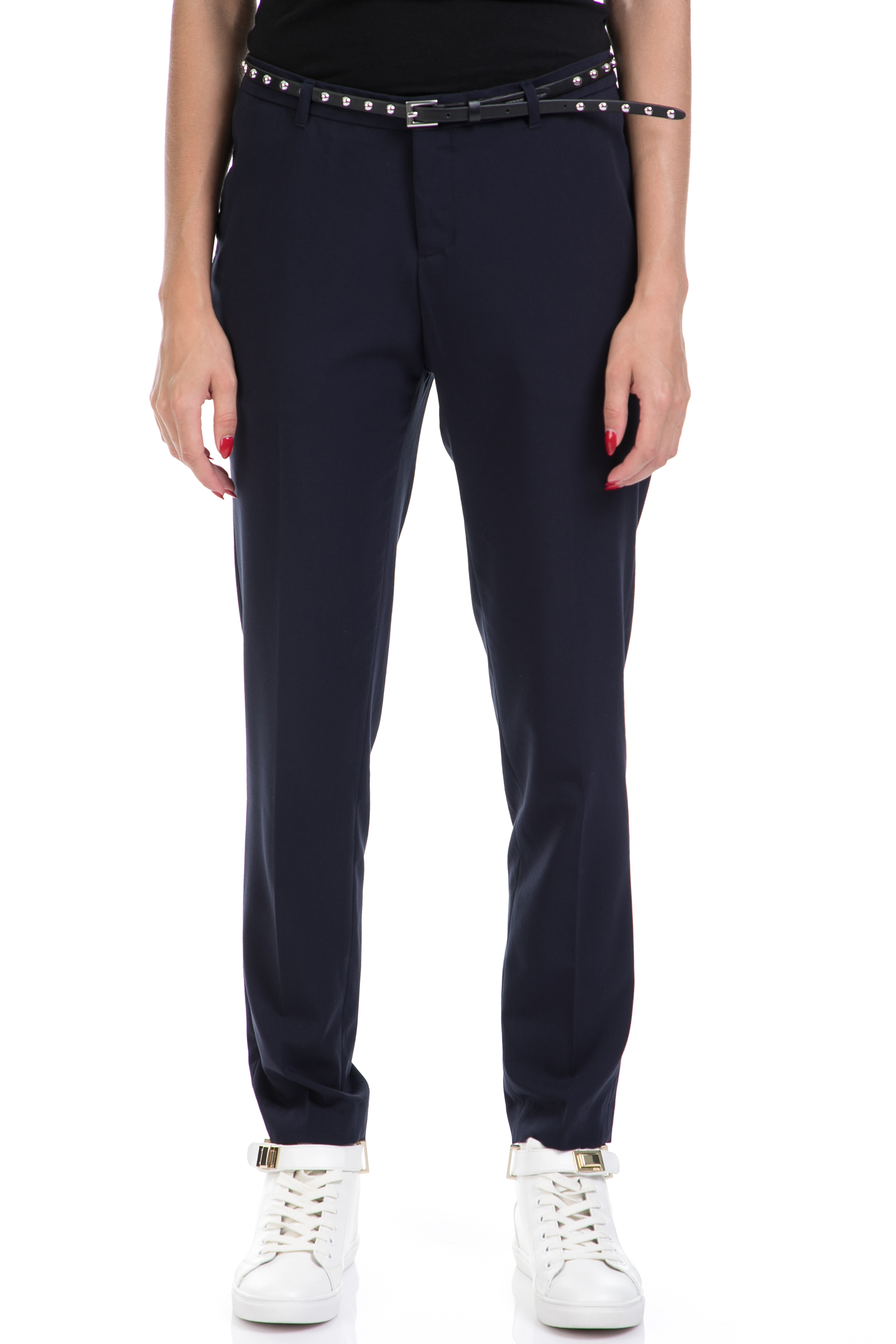 SCOTCH   SODA – Γυναικείο παντελόνι MAISON SCOTCH μπλε bc9eec71264
