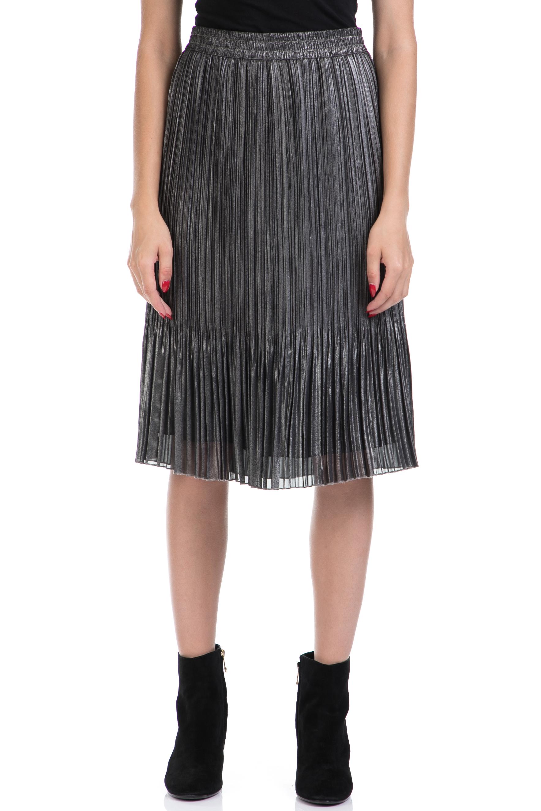 SCOTCH & SODA – Γυναικεία φούστα MAISON SCOTCH ασημί