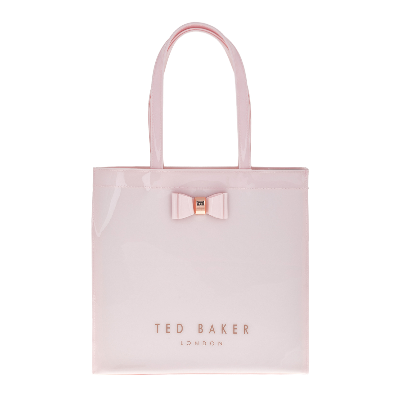 TED BAKER – Γυναικεία τσάντα BETHCON TED BAKER ροζ