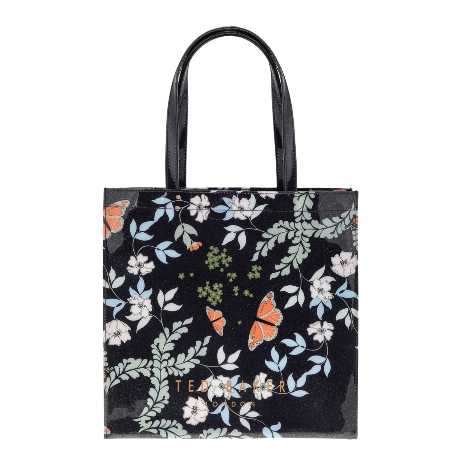 TED BAKER – Γυναικεία τσάντα JANECON KYOTO GARDENS TED BAKER εμπριμέ 1567872.0-0013