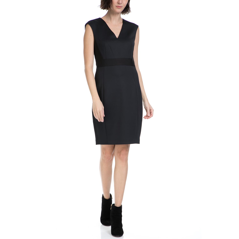 TED BAKER – Γυναικείο φόρεμα GRESAD TED BAKER μαύρο
