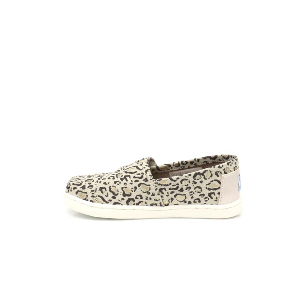 TOMS – Παιδικά slip on παπούτσια TOMS μπεζ