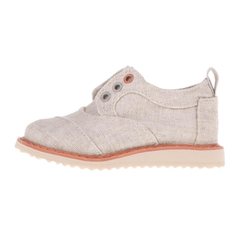 TOMS – Παιδικά slip on παπούτσια TOMS μπλε-γκρι