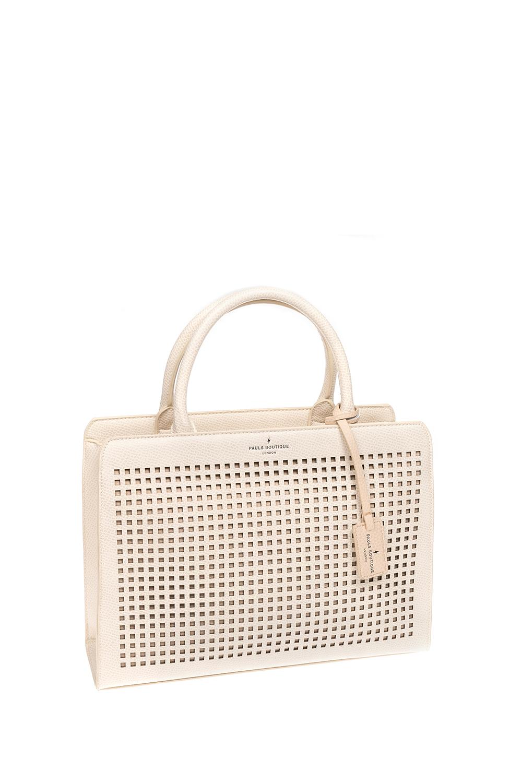 PAUL'S BOUTIQUE – Γυναικεία τσάντα PAUL'S BOUTIQUE μπεζ 1569302.0-M3M6