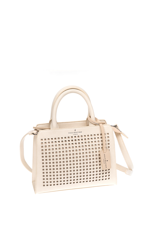 PAUL'S BOUTIQUE – Γυναικεία τσάντα PAUL'S BOUTIQUE μπεζ 1569303.0-M3M6