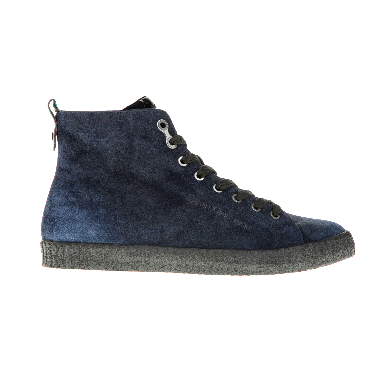 CALVIN KLEIN JEANS – Ανδρικά sneakers CALVIN KLEIN JEANS ANDY μπλε