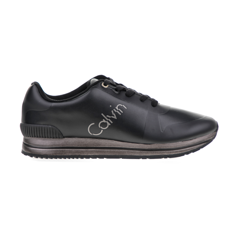 CALVIN KLEIN JEANS – Ανδρικά παπούτσια CALVIN KLEIN JEANS EDWIN μαύρα