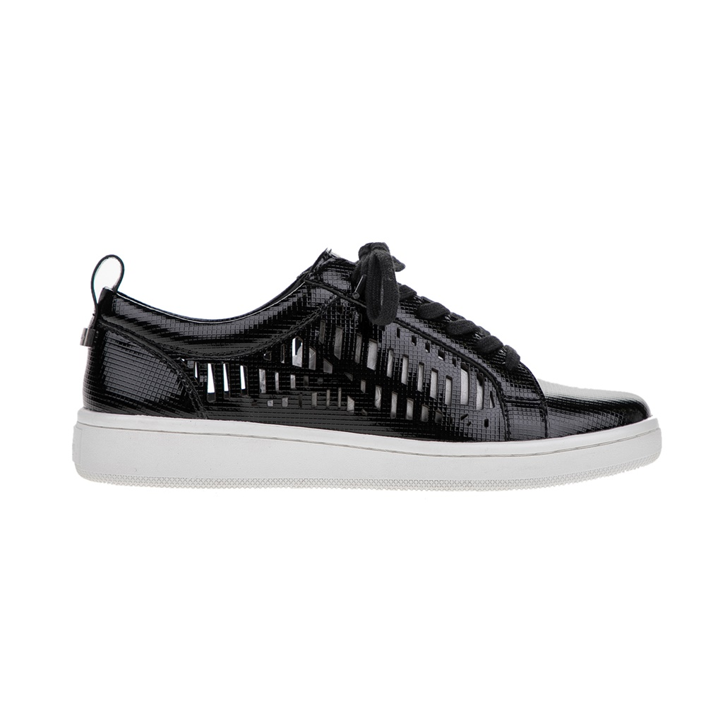 CALVIN KLEIN JEANS – Γυναικεία sneakers CALVIN KLEIN JEANS DENISE μαύρα